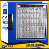 Contrôle sertissant de pédale et de bouton de pied de machine de boyau neuf de valeurs élevées de Heng Hua