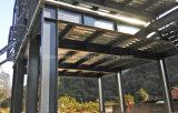 Alta costruzione della struttura d'acciaio di aumento con il montaggio del professionista di buona qualità