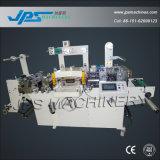Etiqueta impresa Die-Cutter Máquina con perforación+lámina caliente la función de sellado