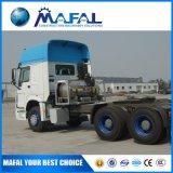 Sinotruk HOWO camion tracteur 6X4 371 HP pour la vente de la tête de chariot