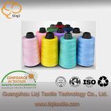 Amorçage de couture Faisceau-Tourné par polyester 100% teint d'amorçage de couture de tissu de couleur