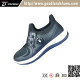 Zwarte Schoenen 20286 van de Visserij van de Sporten van het comfort Toevallige