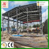 Taller industrial/almacén de la estructura de acero del bajo costo