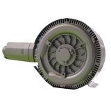 Aprovado pela CE 3fase Estágio duplo 11kw 15HP canal lateral do ventilador do Anel 4 faca de ar de secagem (840H37)