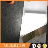 Iluminação de acrílico LED LED com carta de canal