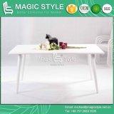 現代アルミニウム表の屋外の長方形の野菜畑のダイニングテーブル(魔法様式)