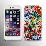 caja móvil del teléfono celular de la cubierta de encargo más del modelo del iPhone 6