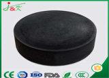 Rilievo di gomma del cuscinetto di NR per il peso supportante del ponticello