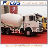 10cubic Malysia에 있는 판매를 위한 자동 장전 이동할 수 있는 구체적인 섞는 유조 트럭
