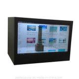 """Yashi 50"""" de l'écran LCD de la publicité personnalisée Media Player Affichage LCD transparent"""