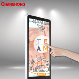 55 pulgadas Ls1000A (TH) Upstand Tótem de la pantalla táctil LCD de pantalla Digital Signage Publicidad