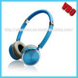 Auriculares estéreos de Bluetooth con el micrófono