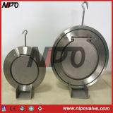 Válvula de retenção de disco único tipo wafer (corpo forjado)