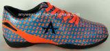 Voetbalschoenen van Futsal Outsole van het Schoeisel van het Voetbal van de voetbal de Openlucht Rubber (817-173T)