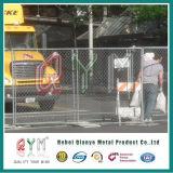 Баррикада для обеспеченности/загородки жулика Pliegues/Cerca Muro временно