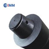 Diametro 300-700mm degli elettrodi di grafite di Eafs del grado dell'HP (alto potere) con i capezzoli
