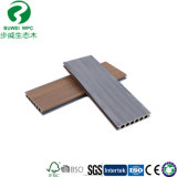 Le teck Co-Extrusion couleur Decking WPC Flooring