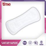 Rilievi sanitari femminili dei tovaglioli sanitari del cotone del prodotto di igiene