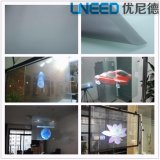 Projektions-Bildschirm-/Film-hintere Projektions-Film des Hologramm-3D