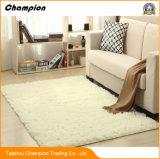 熱い製品の卸売の居間の床ポリエステル領域敷物のマット、