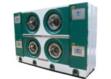 Quatre Drum Separate Oil Dry Cleaning Machine pour Laundry
