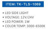 Indicatore luminoso incandescente Tk Tls-1069 del LED