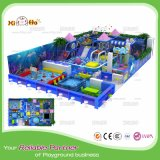 Commerical Sicherheit Wenzhou Lieferanten-Plättchen-Spielplatz mit Kugel-Pool