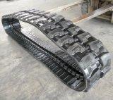 rasto de borracha da escavadeira (400*74*72) para uso da máquina Kobelco