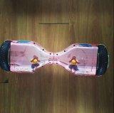 스쿠터가 공장 편류 롤러에 의하여 6.5 인치 지능적인 균형 전기도금을 한다