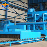 Q69 het Vernietigen van het Schot van het Staal van het Type van Transportband van de Rol Machine voor het Staal van H