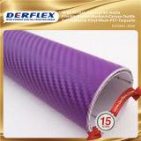 Vehículo de PVC adhesivo polimérico de envoltura