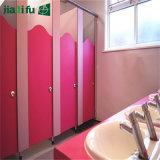 Folha de laminado de Alta Pressão Jialifu Banheiro cubículos preço HPL