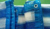 Плетение обеспеченностью здания полиэтилена высокой плотности