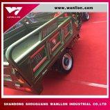 電気48V800W 400kgの積載量の動力を与えられた乗客の三輪車