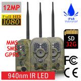 12MP de onzichtbare 940nm Camera van de Jacht MMS/GPRS/GSM