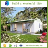 安いプレハブ木造家屋キット鋼鉄スマートなホームエジプト