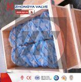 API 300lb Wcb Inudustrial Klep de Uit gegoten staal van de Bol van het Konische Tandwiel