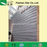 Farbiges Natural Wood Grain Fiber Cement Siding Board für Home