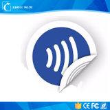 싼 125kHz Lf 수동적인 NFC 꼬리표 스티커