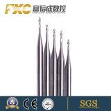 Molino de extremo de 2 flautas con el cuello para el aluminio