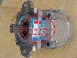 Komatsu (WA500-1. WA500-3. WS23S-2. O FS550T-3) da bomba do conversor de binário, com Bomba de Transmissão: 705-12-38010 partes separadas