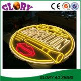 Shop Signature à lettre LED Signature de lumière acrylique