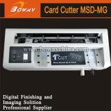 Резец карточки названия фирмы Boway 30PCS/Min A4 Namecard Desktop малый электрический