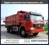 Sinotruk 6X4容量18cbm HOWOのダンプトラック