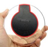 Carregador sem fio para o iPhone/Samsung/HTC Smartphone