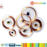 Passive ISO14443A FUDAN FM08 RFID Kurbelgehäuse-Belüftung freie disctags freie Probe