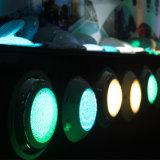 24W de oppervlakte Opgezette LEIDENE Lichte Oppervlakte die van het Zwembad OnderwaterLicht opzetten