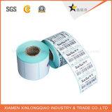 Personnalisé Papier imprimé impression des étiquettes de numérisation auto-adhésif autocollant de code à barres
