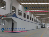 Forno di essiccazione diritto della polvere del traforo per il sistema di rivestimento della polvere
