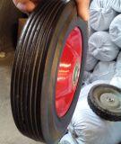 8 Zoll-Körper-halb pneumatisches Kinderwagen-Rad